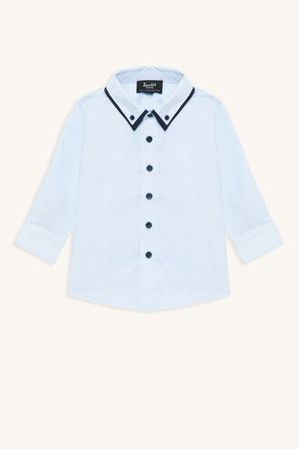 ATLANTIC SHIRT in colour CHALK BLUE