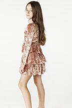TWEEN GIRL LULANI RARA DRESS in colour PRIMROSE PINK
