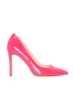 NEON PUMP in colour HOT PINK