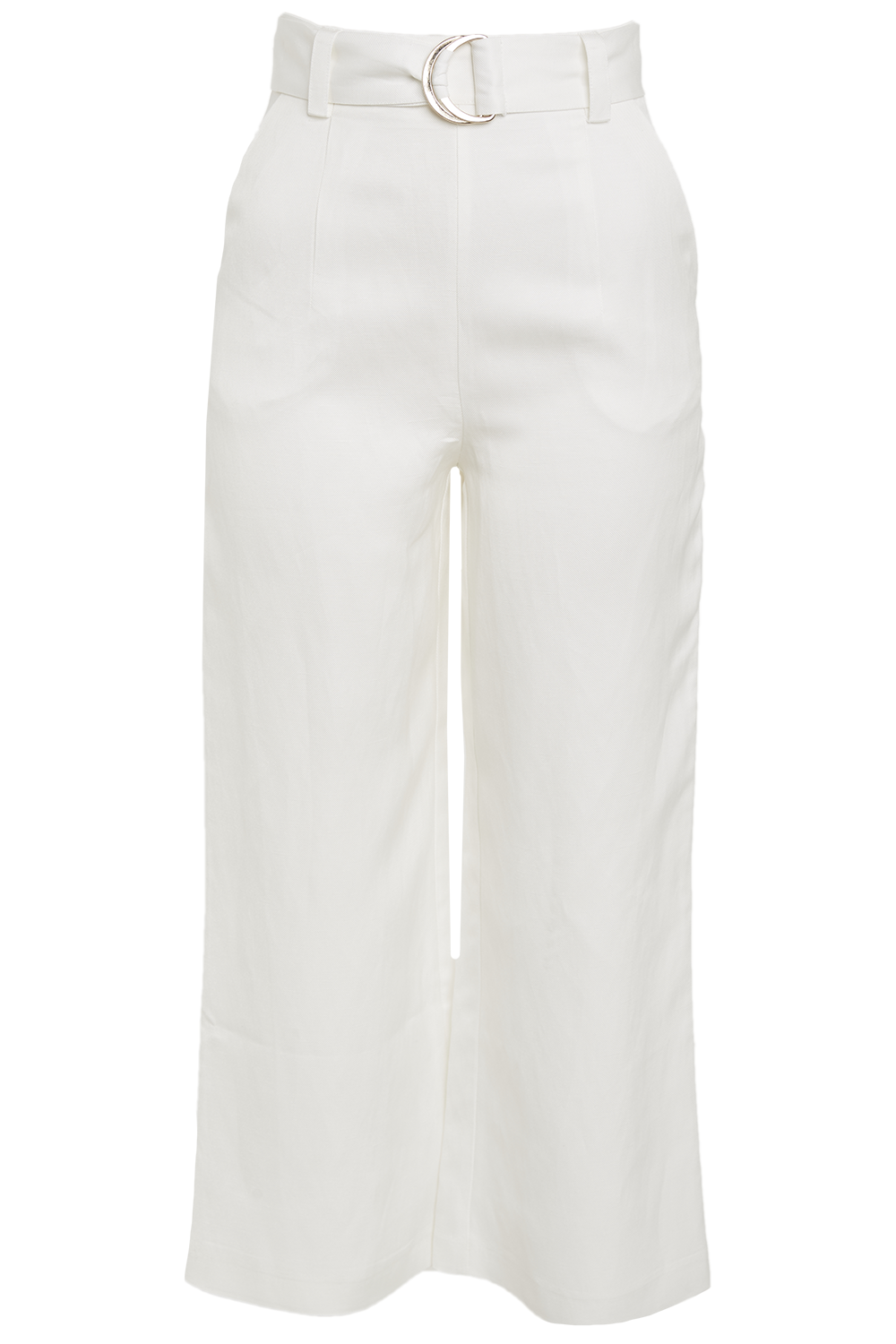LUISA CULOTTE PANT in colour CLOUD DANCER