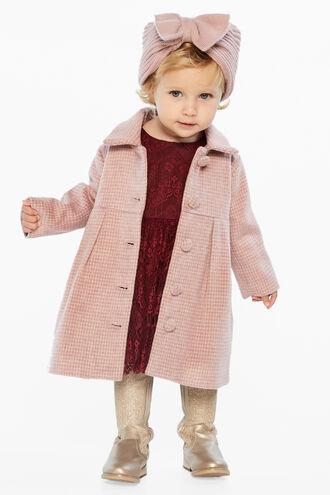 LA BELLE COAT in colour LOTUS