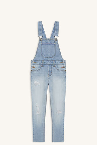 TRASH OVERALL in colour TRUE NAVY