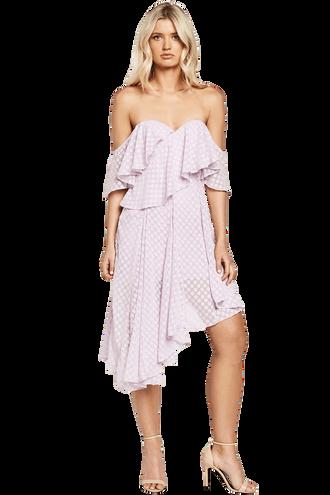 SENORITA DRESS in colour ORCHID BLOOM