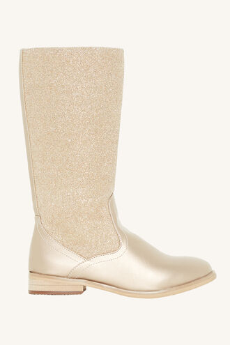 LUREX GOLD BOOT in colour GOLD EARTH