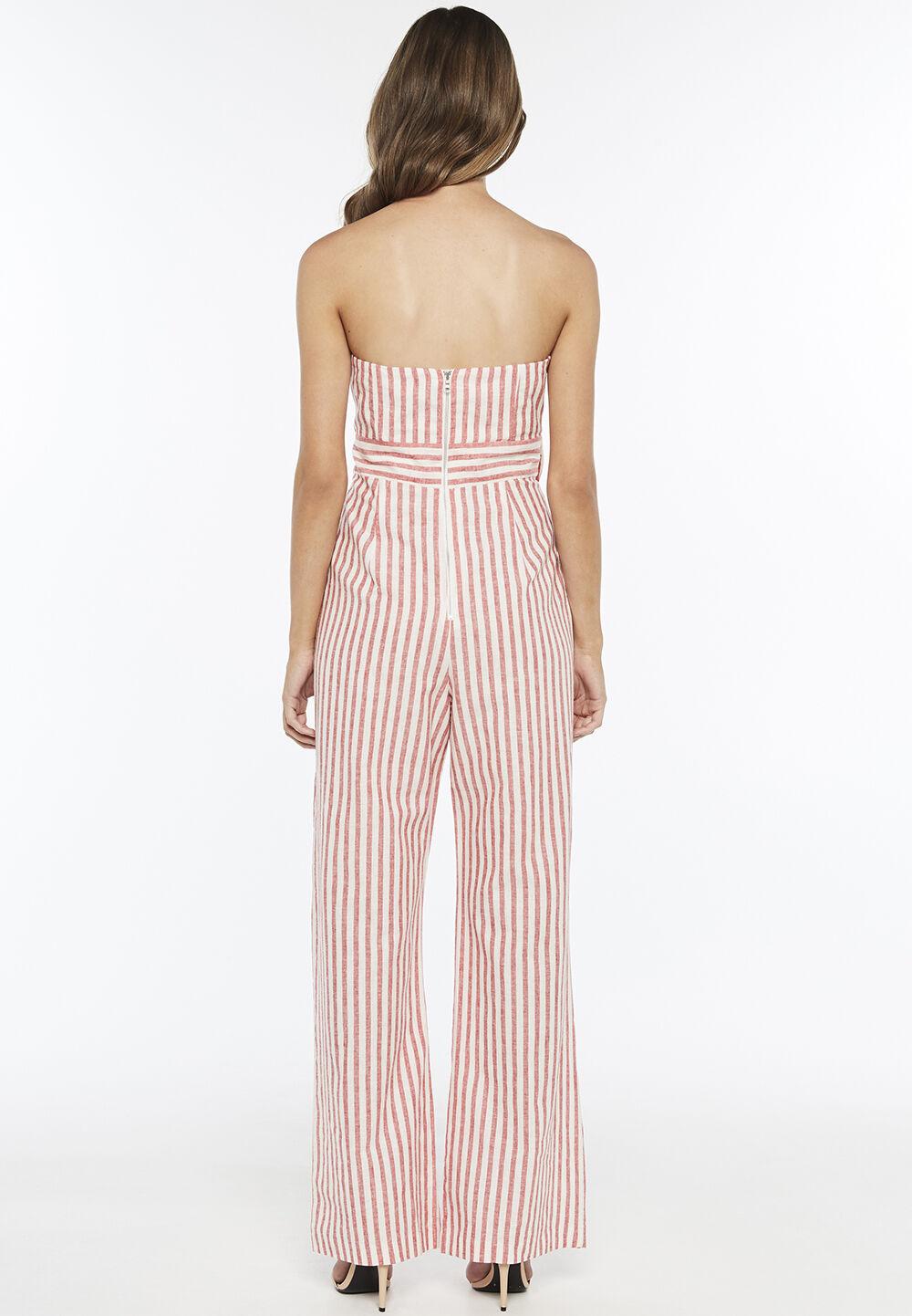 SUMMER JUMPSUIT in colour BRIGHT WHITE