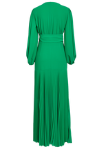 DAYTONA DRESS in colour EMERALD