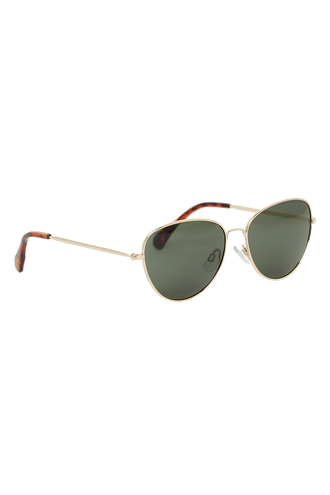 CAT METAL SUNGLASSES in colour GOLD EARTH