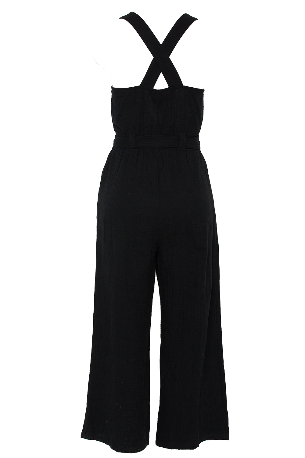 RIVA JUMPSUIT in colour CAVIAR