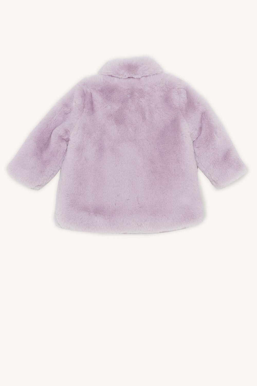 PENN PLUSH JKT in colour LILAC HINT