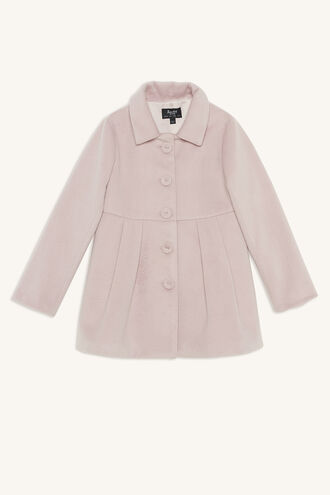 LA BELLE COAT in colour GRAY LILAC