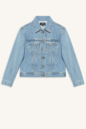 VINTAGE RELAXED JACKET in colour CITADEL