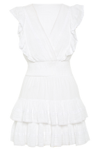 DREAMER DRESS in colour CLOUD DANCER