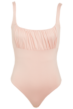 BETHANY BODYSUIT in colour ALMOND BLOSSOM