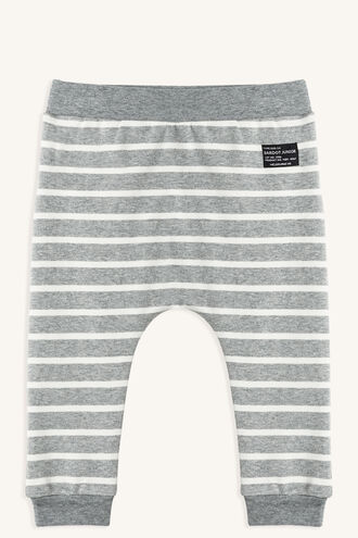 DUDE KNIT PANT in colour MOONBEAM