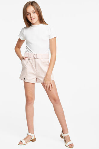RILEY CARGO SHORT in colour PRIMROSE PINK