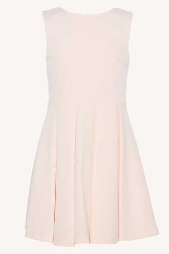 ARIA SUN DRESS in colour PRAIRIE SUNSET