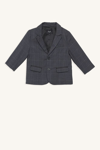 ALFIE SUIT JACKET in colour CASTLEROCK