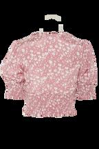 JULIETTA TOP in colour CHATEAU ROSE