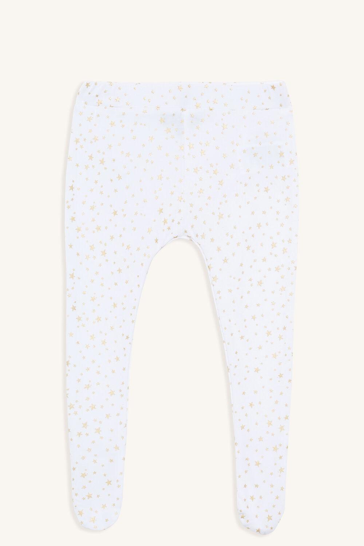 STAR LEGGING in colour BRIGHT WHITE