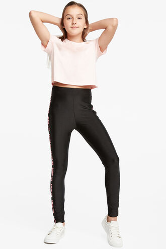 BARDOT JNR LEGGING in colour JET BLACK