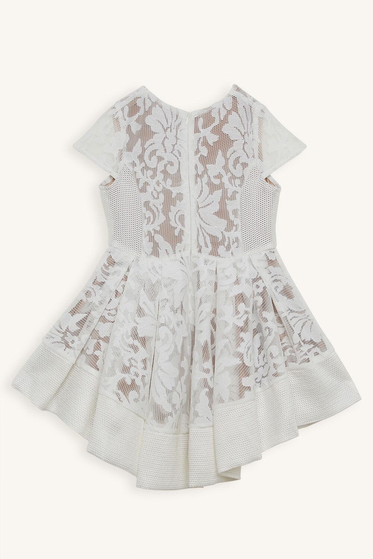 23e8d1d5afc LOLA STARLET DRESS in colour CLOUD DANCER