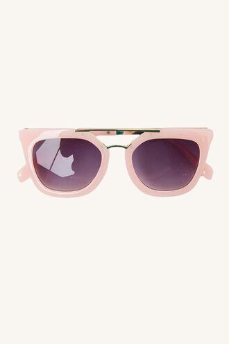 EMMA AVIATOR SUNGLASSES in colour PARADISE PINK