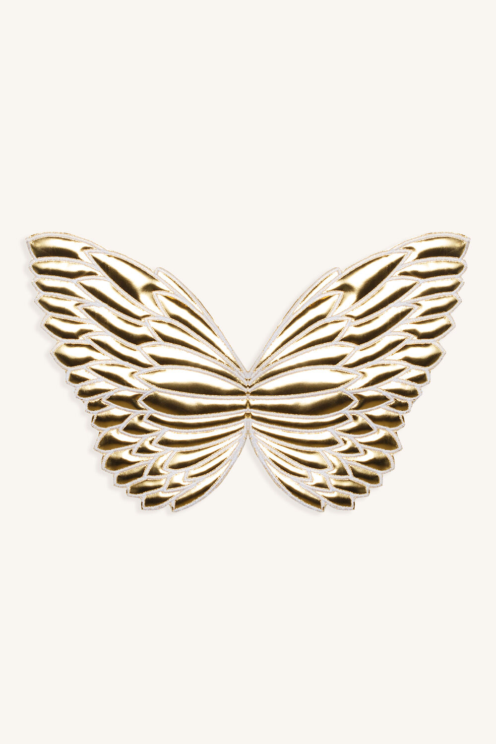 GOLD ANGEL WINGS in colour GOLD EARTH