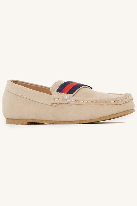 CHARLIE LOAFER in colour SAND