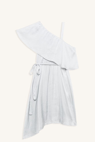 PEARL DRESS in colour SILVER