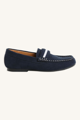 CHARLIE LOAFER in colour BLACK IRIS