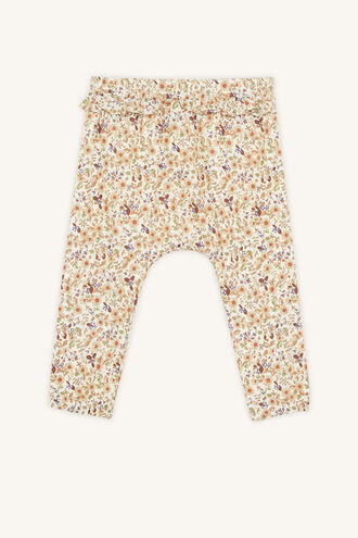 GERTIE HAREM PANT in colour BIRCH