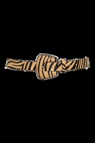 ANIMAL BELT in colour ANTELOPE