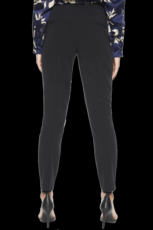 CARA STIRRUP PANT in colour CAVIAR