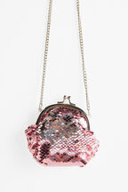 SEQUIN COIN PURSE in colour PARADISE PINK