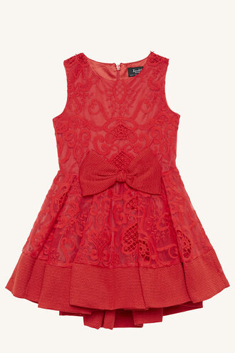 AVA STARLET DRESS in colour LOLLIPOP
