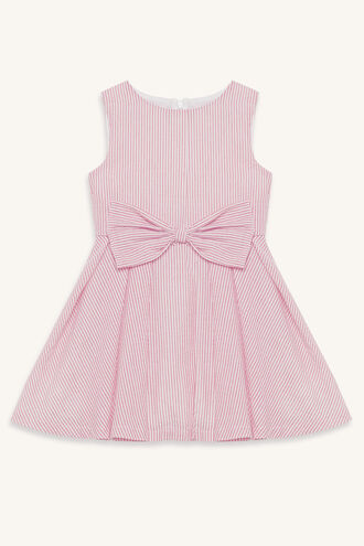 FRENCHY DRESS in colour AZALEA PINK