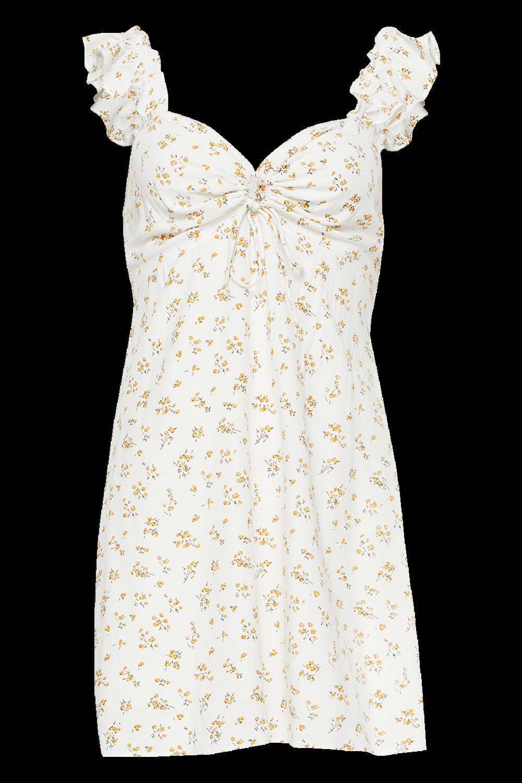 CINDY MINI SUN DRESS in colour ANDORRA