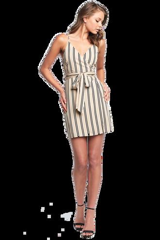 RESORT DRESS in colour MOONLIGHT