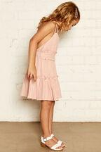 MONROE HALTER DRESS in colour PRAIRIE SUNSET