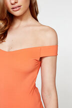 POPPY ARM-BAND BODY in colour MANDARIN RED