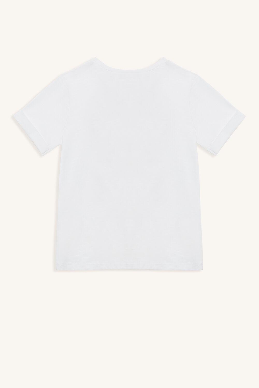 RAD DAD TEE in colour BRIGHT WHITE