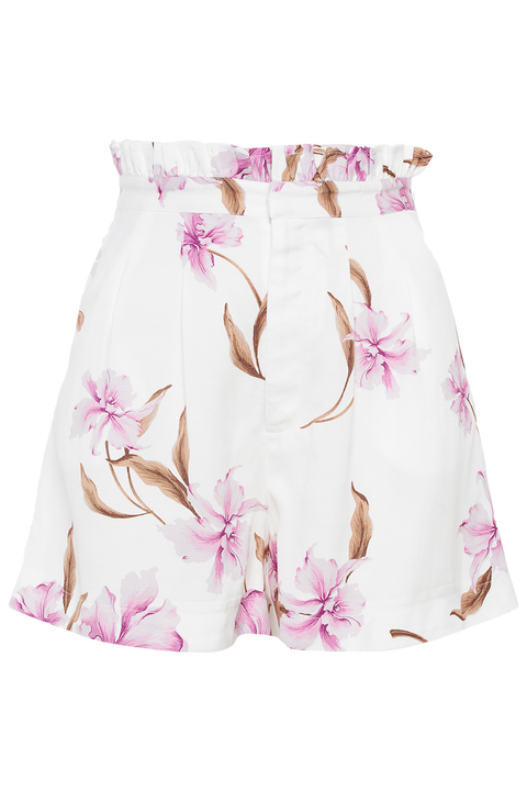 MILANO SHORT in colour BLANC DE BLANC