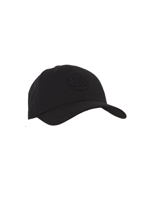 BB LOGO CAP in colour METEORITE