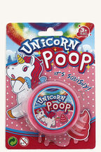 UNICORN POOP in colour PINK CARNATION