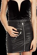 LOLA BUSTIER in colour JET BLACK