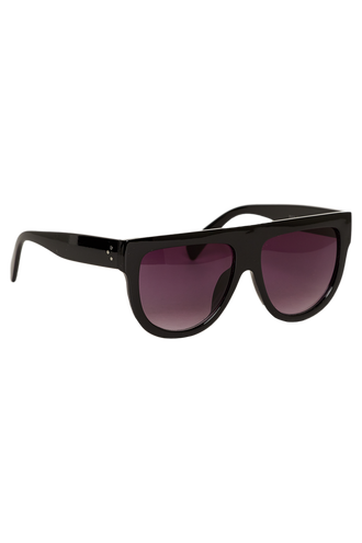 WRAP SUNGLASSES in colour METEORITE
