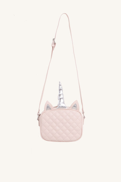 UNICORN BAG in colour PINK CARNATION