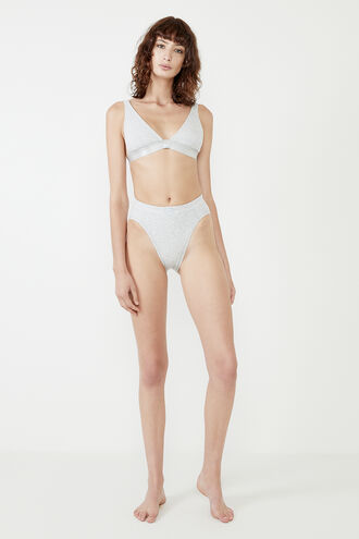 RIB BRIEFS in colour SMOKED PEARL