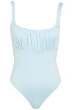 BETHANY BODYSUIT in colour BLUE TINT