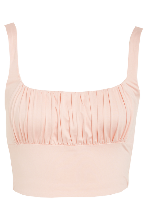 IRO TOP in colour ALMOND BLOSSOM